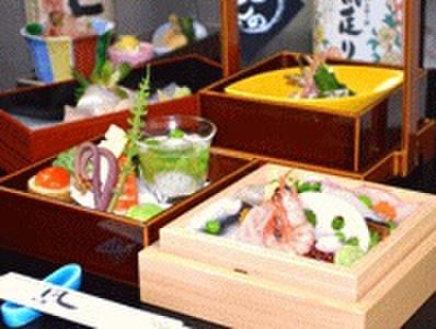 蔵Pura 和膳 風 - 料理写真:名物 返し寿司 をご堪能下さい!!