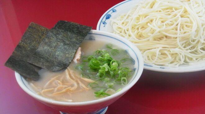 らあめん渋英 - 料理写真:つけ麺