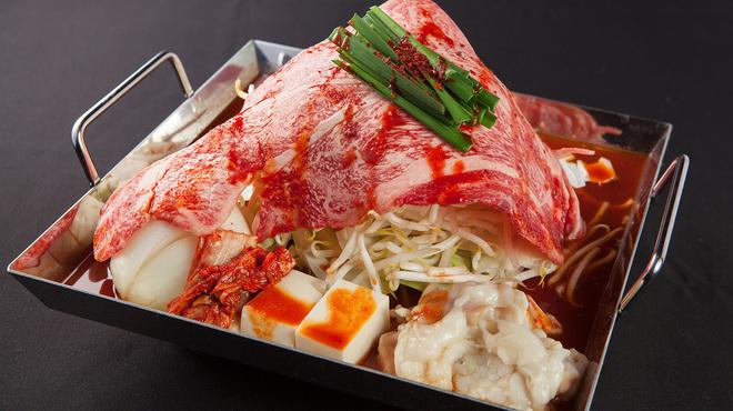 山本牛臓 - 料理写真:新メニュー【あかちり鍋】