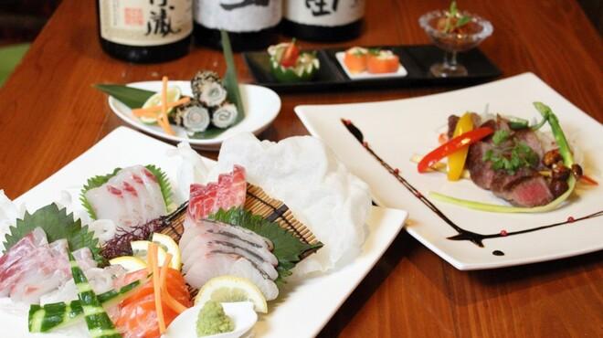 魚楽家 夢海ん - 料理写真:新鮮食材を使った自慢の料理の数々