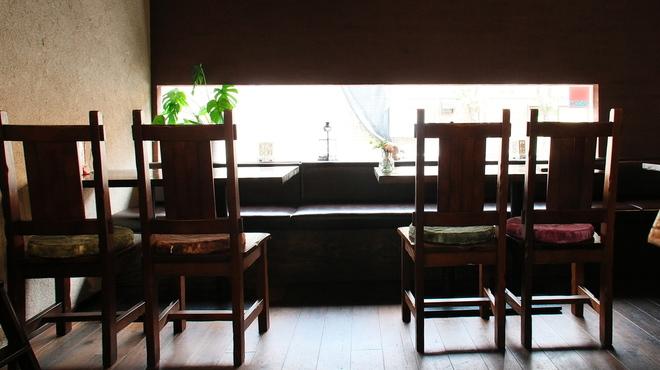 ボンボン ウェボン - 内観写真:ゆっくり寛げる時間をご提供します☆