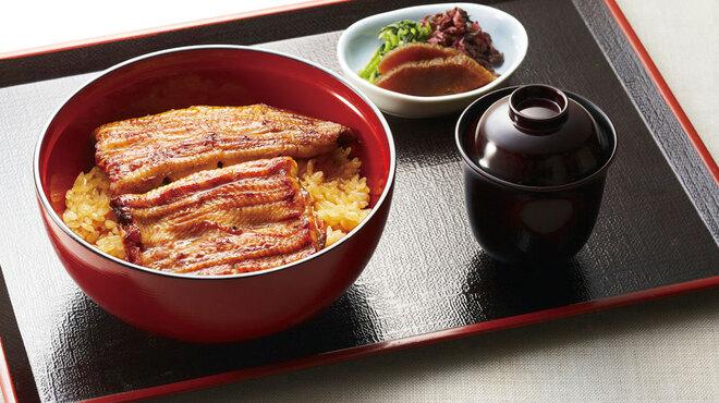 鰻萬 - 料理写真:うなぎ丼 竹 2520円