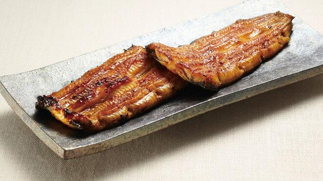 鰻萬 - 料理写真:うなぎ蒲焼き 特 3780円