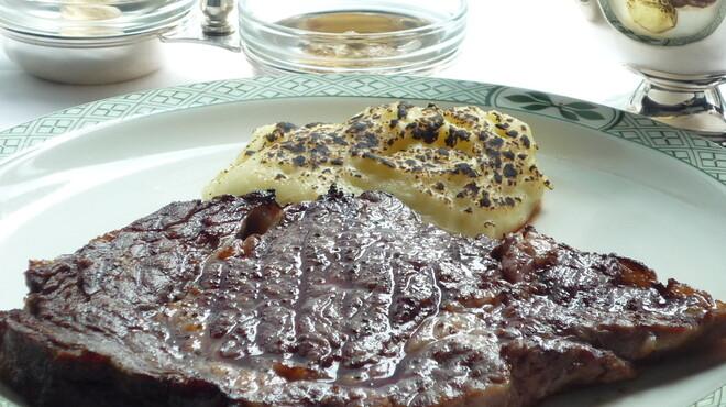 ロウリーズ・ザ・プライムリブ 大阪 - 料理写真:<<新登場!!>>Lawry's Signature Prime Rib Steaks 10oz 5500円!