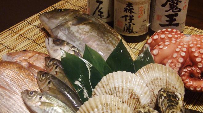 あばらや - 料理写真:市場直送新鮮鮮魚!!