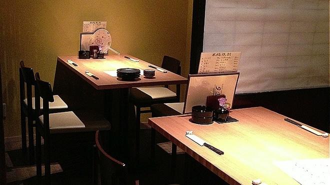 夕凪 - 内観写真:大切な方とまったりしたい時には個室をご予約ください♪