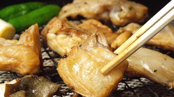 樽八 - 料理写真:焼きふぐ