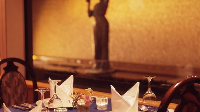 レストラン オーロラ - 内観写真: