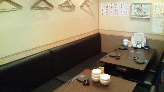 ちゃんこ 玉海力 - 内観写真:個室は10名様以上でご予約頂けます。