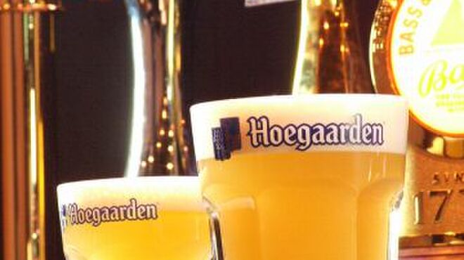 barbe - 料理写真:大人気ビール!ヒューガーデン