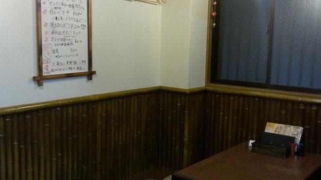鶏翔 - 内観写真:カウンターの奥には宴会スペースもご用意!!