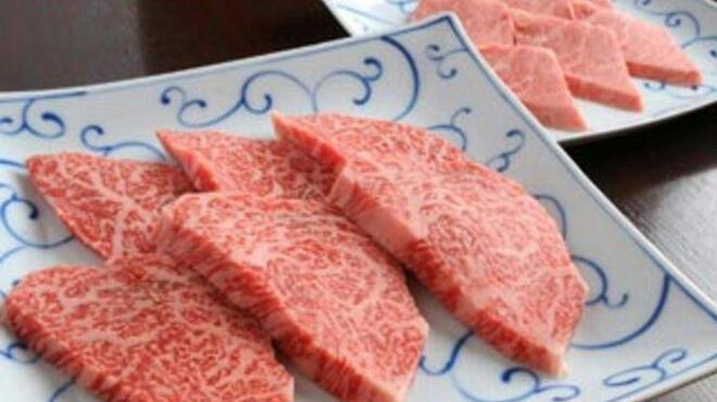 沙蘭 - 料理写真:A5等級・霜降り度合M10~11クラスの高級ブランド和牛!