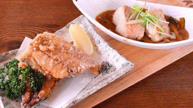 PAPA'S - 料理写真:◆イチオシ!名物プレート♪