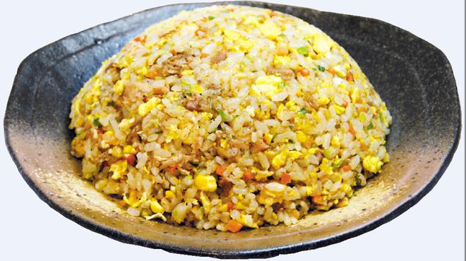 麺屋 國丸 - 料理写真:チャーハン