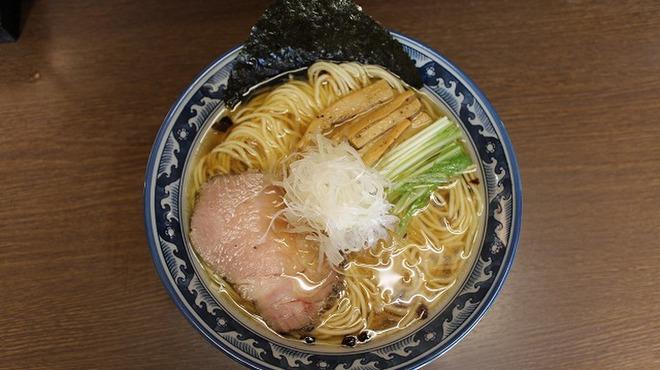 さとう - 料理写真:豊魚鶏だし醤油ラーメン