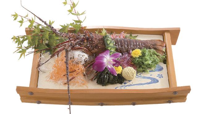 味のなかがわ - 料理写真:伊勢海老も絶品。