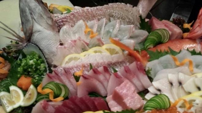 魚たつ - 料理写真:◆新鮮な刺し盛り◆