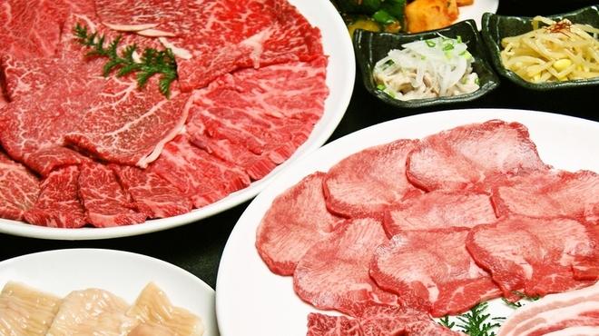 薩摩丹田 - 料理写真:宴会は焼肉で盛り上がろう!!