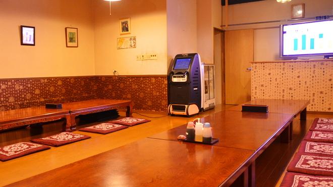 台湾料理 味鮮館 - 内観写真:店内
