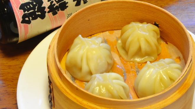 台湾料理 味鮮館 - 料理写真:◆小龍包 「550円」