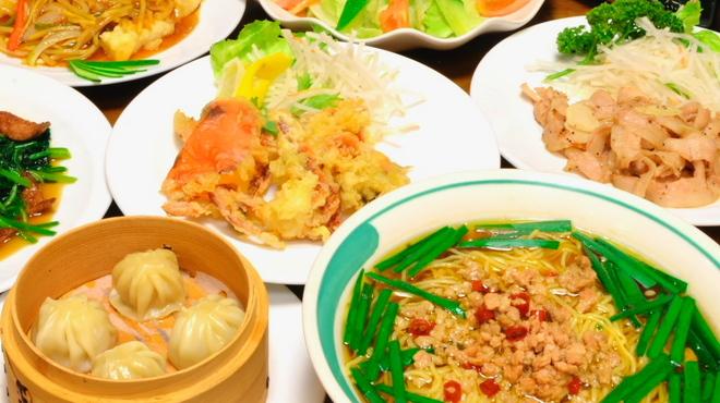 台湾料理 味鮮館 - 料理写真:◆コース料理[一例]