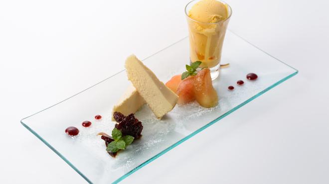 お野菜びすとろ 志あわせ - 料理写真:デザート