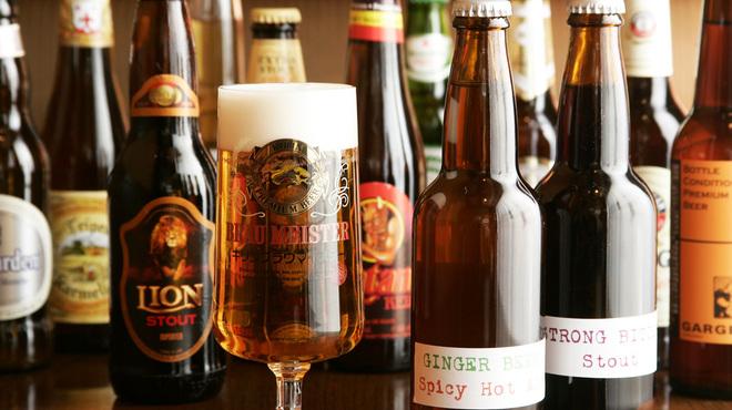 横浜スタイル カクテル&ワインBAR グラン・カーヴ - 料理写真:流行りのIPAをはじめ、色々なビールも取りそろえております