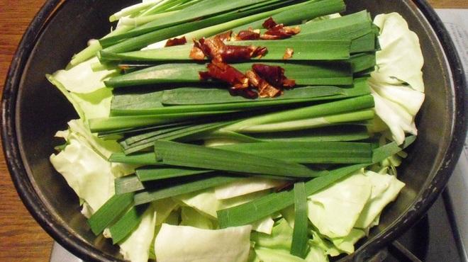 串エ門 - 料理写真:自信あります!『和牛モツ鍋』