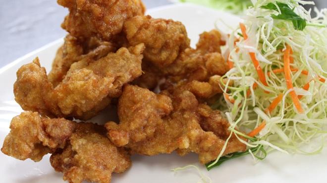 帰郷 - 料理写真:鶏肉唐揚げ