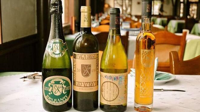 風 - 料理写真:ワインオーナーコース