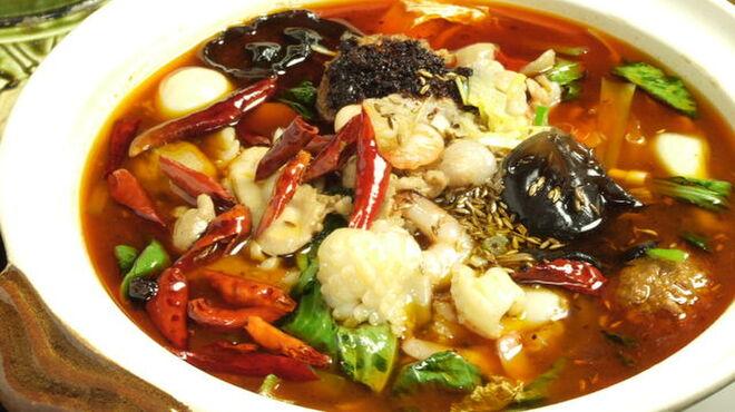 十年 - 料理写真:【マーラータン】古くから伝わる中国の伝統料理。町田で食べられるのはココだけ?!他にはない本場中国の味です。