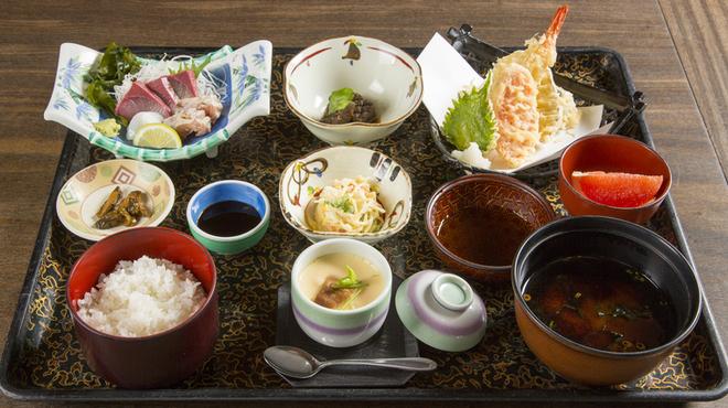 活魚小松 - 料理写真:小松定食