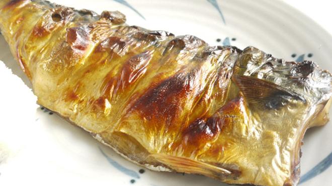 巣鴨ときわ食堂 - 料理写真:さばの塩焼き