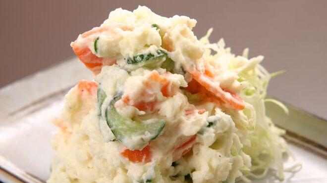 巣鴨ときわ食堂 - 料理写真:ポテトサラダ