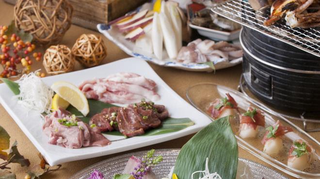 金の水花 - 料理写真:宴会料理(一例)