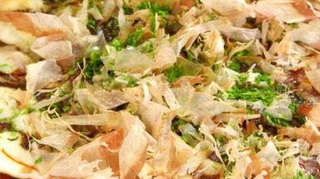 お好み焼 ひろ - 料理写真:こだわりのお好み焼