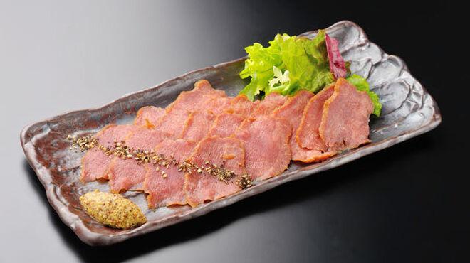 伊達の牛たん本舗 - 料理写真:牛たんスモーク
