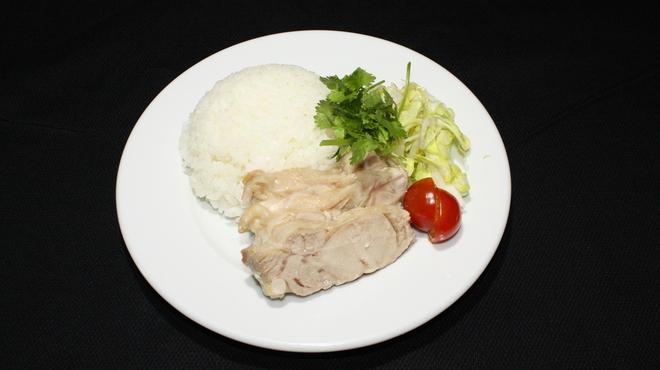 お粥家 粥 粥 - 料理写真:海南鶏飯