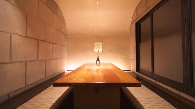 夢うさぎ - 内観写真:掘りごたつ席