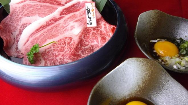 焼肉-kai - - 料理写真:大人気の焼きしゃぶ!!