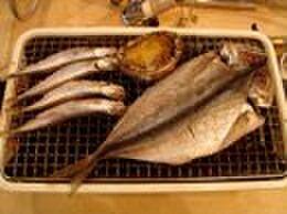 浜焼酒場 魚○ - 料理写真:お好きな調理法で楽しんでください