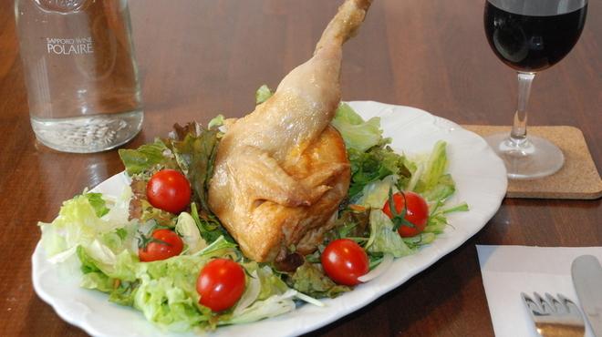 鳥半・魚半 - 料理写真:いつもの半身唐揚をテイクアウトでいかがですか?ご家庭や楽しい仲間達とのパーティーを彩ります(写真はイメージです)