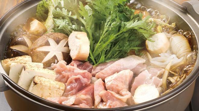 鳥番長 - 料理写真:鳥すき鍋