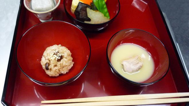 夢うさぎ - 料理写真:お喰い初め