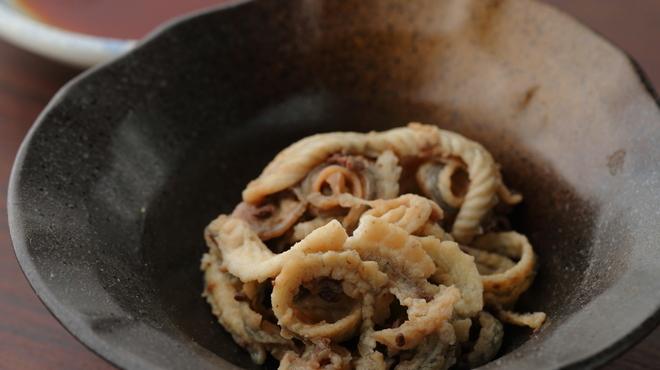 うなぎ串焼き くりから - 料理写真:バラポン酢