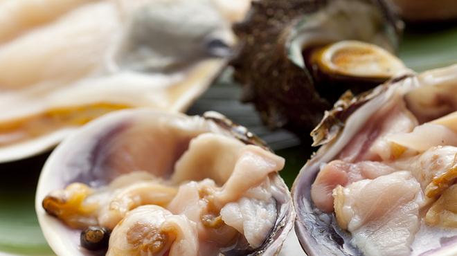 魚屋海老蔵 - 料理写真:海の幸の鮮度には自信あり!!