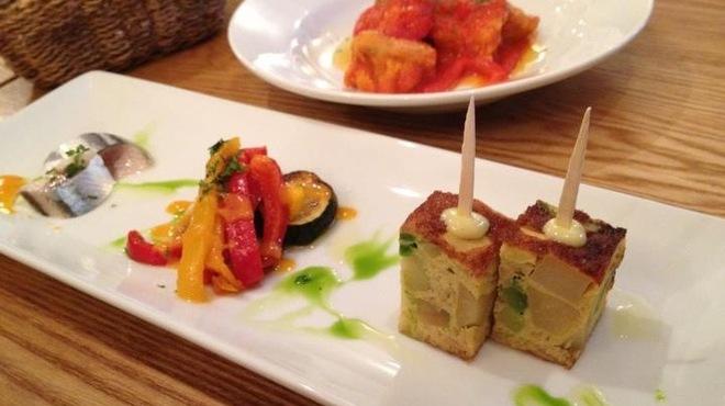 ラ コシーナ デル クアトロ - 料理写真:Lunch Course