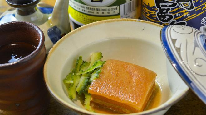うりずん - 料理写真:ラフテー