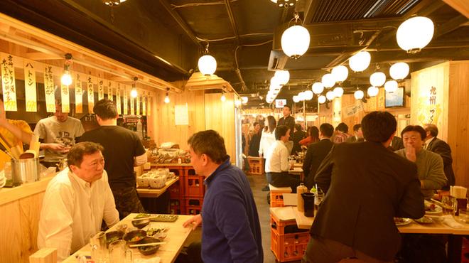 都久志屋 - 内観写真:居心地○でお酒が進みます