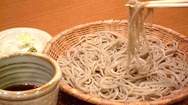 蕎麦処 やまとう - 料理写真:旬の一番美味しいそば粉で打った蕎麦をお召し上がり頂けます。